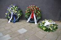 Gecombineerde evacuatie herdenking in Arnhem en Beekbergen