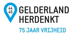 gelderland herdenkt logo 75 jaar