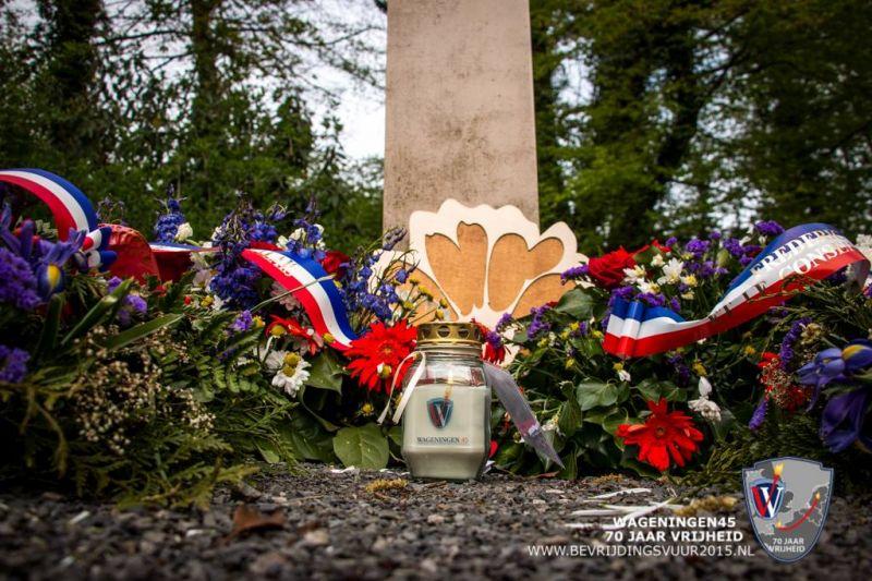 marigold Arras Mur des fussilez