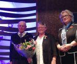 Helma van Lent-Kersten onderscheiden als Lid in de orde van Oranje-Nassau