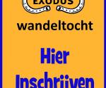 Online inschrijven 9e Exodus wandeltocht is geopend.