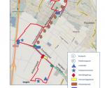 Nieuw!!! Exodus Patrouille panelen fietsroute 15km
