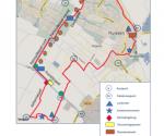 Nieuw!!! Exodus Frontlijn fietsroute 21km
