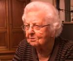 Maria Visser-Derksen verteld over de jonge gedeserteerde Duitse soldaten
