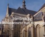 Nijmegen staat stil bij verwoestend bombardement 77 jaar geleden