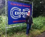 Exodus zeildoek is weer terug!!