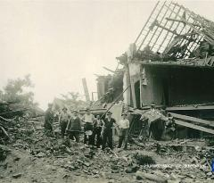 1945 - Sloop Vierakkerstraat