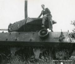 tank op de Heuvel