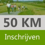 50 km inclusief medaille of pin