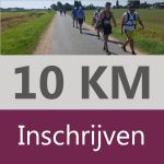 10 km inclusief medaille of pin