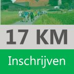 17 km inclusief medaille of pin